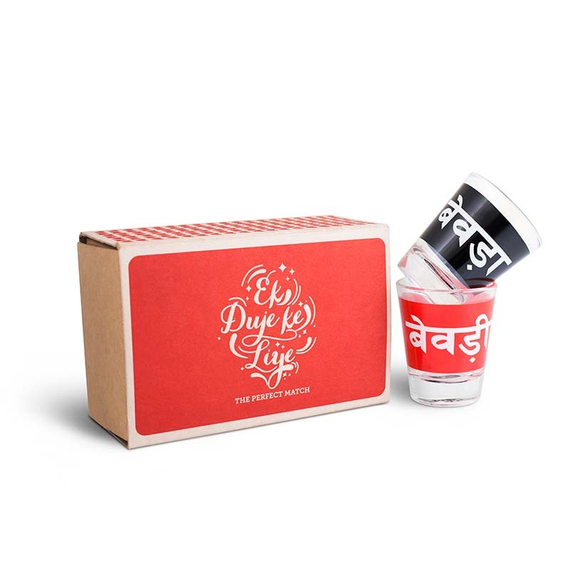 Bewada Bewadi Shot Glass