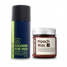 Cologne Spray & Mooch Wax