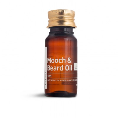 Mooch & Beard Oil 4x4