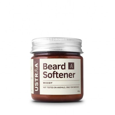 Beard Softener Woody - 100gm