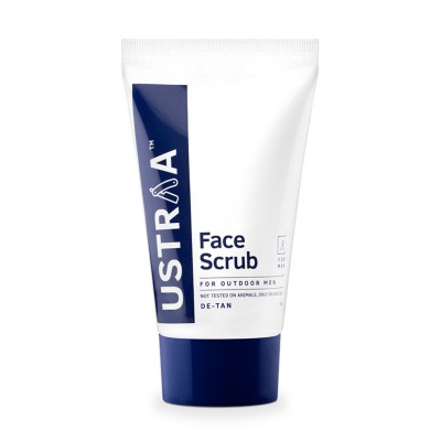 Face Scrub for de-Tan - 100gm