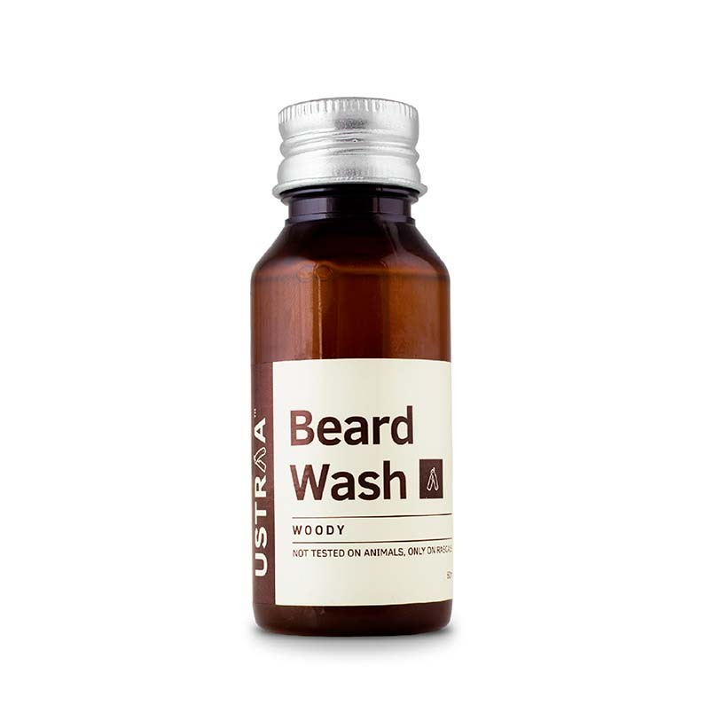 Beard Oil 4x4 & Beard Wash (Woody)