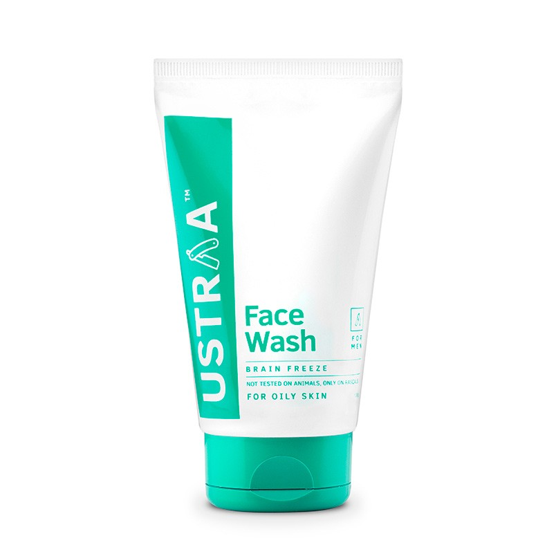 Face Wash - Brain Freeze for Oily Skin - 100gm
