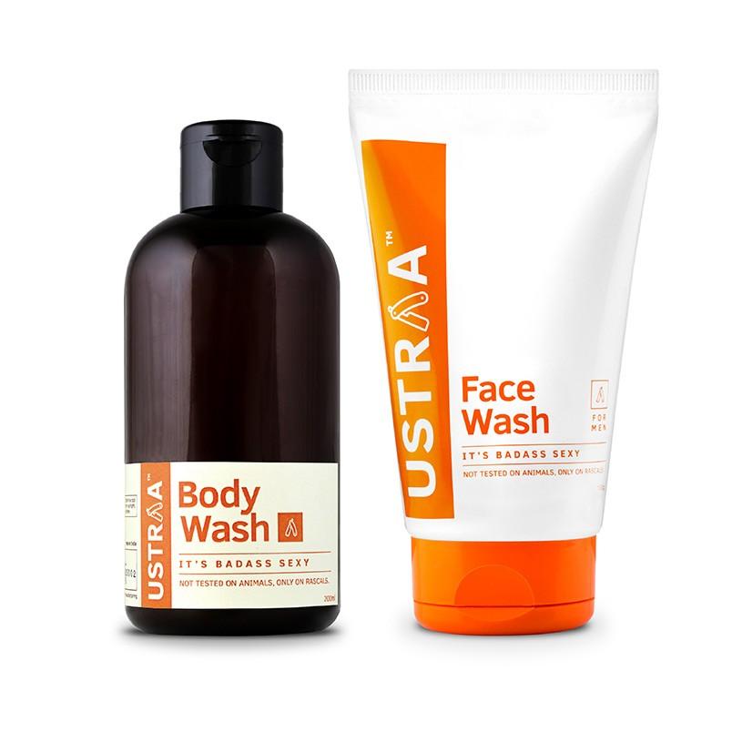 Face Wash & Body Wash - Badass Sexy