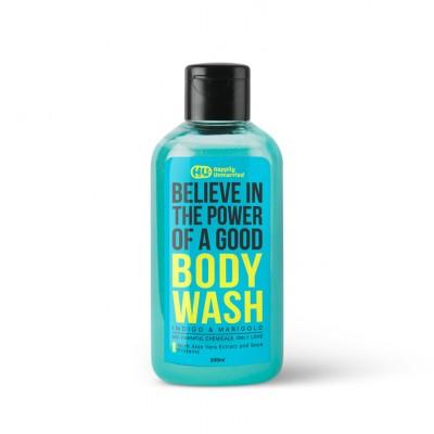 Body Wash - Indigo & Marigold - 200ml