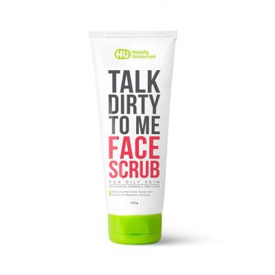 Face Scrub - Oily Skin - 100gm