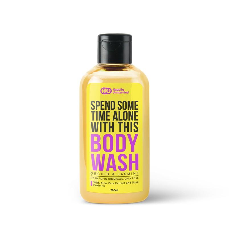 Body Wash - Orchid & Jasmine - 200ml