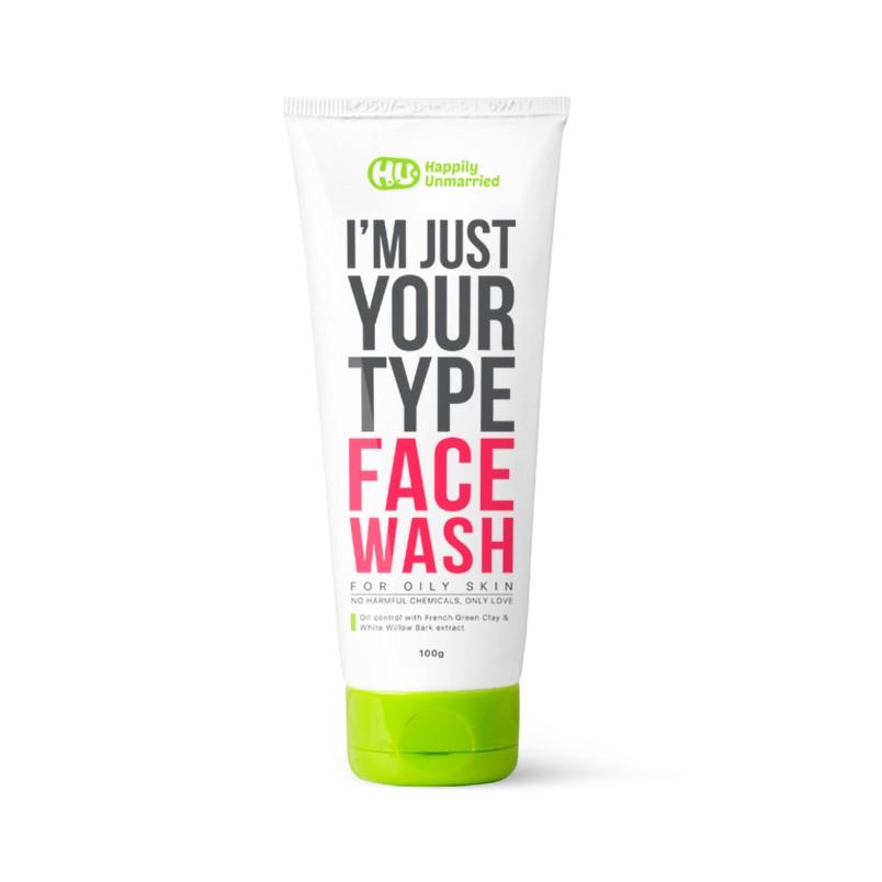 Face Wash - Oily Skin - 100ml